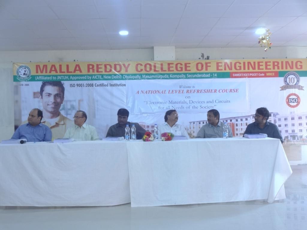 Malla Reddy College Of Engineering